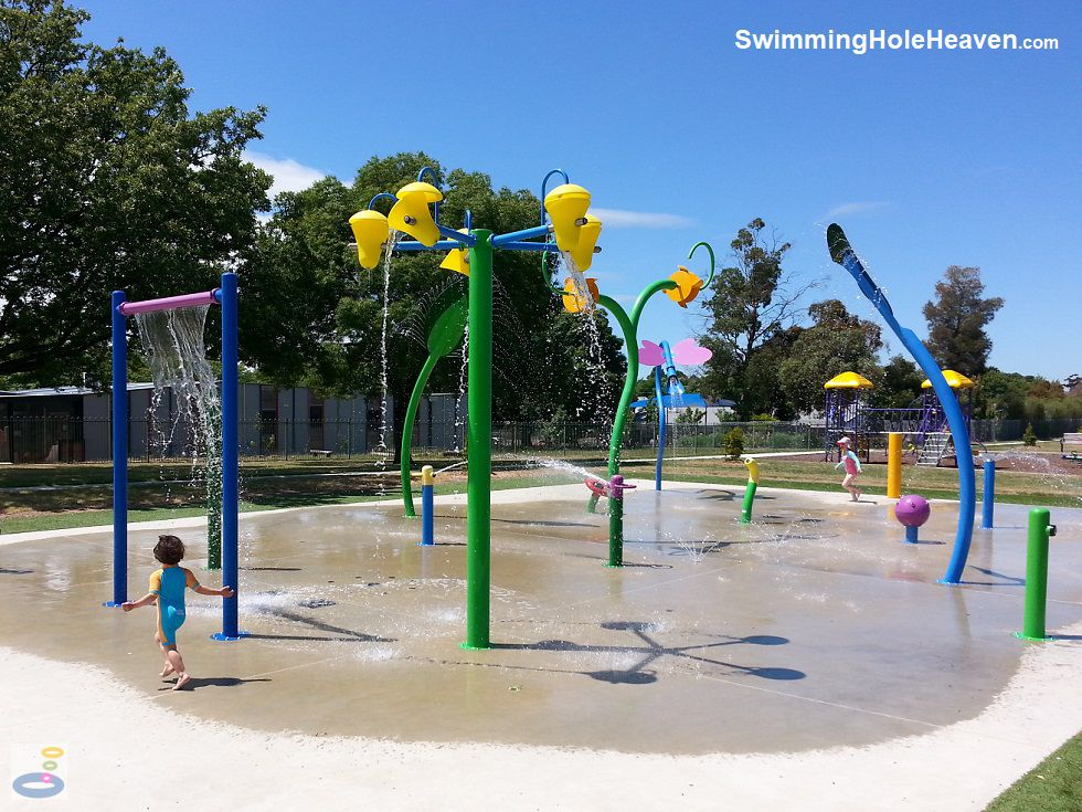 Midlands Aquatic Playspace in North Ballarat